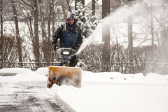 Free Snow Removal Stock Image - 22989301