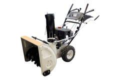 Snow-removal machine Royalty Free Stock Photo
