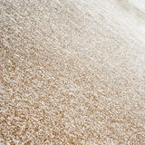 Snow on the sand  background Royalty Free Stock Image