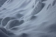 Snow Scene Royalty Free Stock Photography