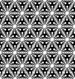 Snow seamless pattern. Abstract winter ornamental textured backg Royalty Free Stock Image