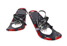 Snow Shoes stock image