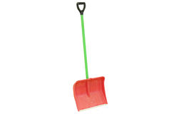 Snow shovel Royalty Free Stock Image