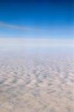 Snow in the sky