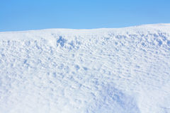 Snow Slope.  Sport or Outdoors Stock Image