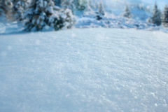 Snow, snowdrift texture background Royalty Free Stock Photography