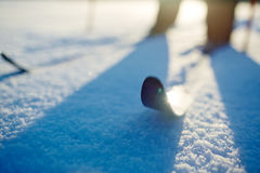 Snow sport Royalty Free Stock Images