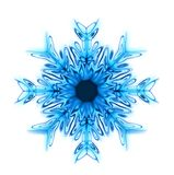 Snow star Stock Photos