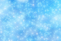 Snow Stars Christmas Background 11 Royalty Free Stock Photography