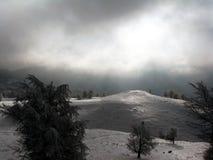Free Snow Storm Menace Royalty Free Stock Photography - 50120317