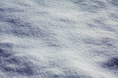 Snow structure stock photography