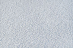 Snow structure Stock Images