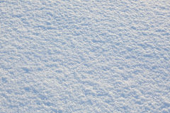 Snow surface Stock Images