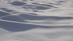 Snow surface abstract stock footage