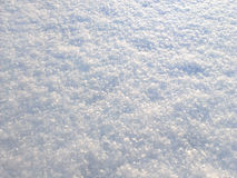 Snow Surface Background Royalty Free Stock Photo