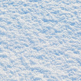 Snow surface background or texture. Stock Images