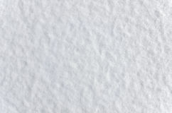 Snow surface texture Royalty Free Stock Photography