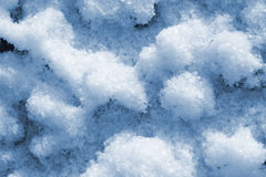 Snow texture Royalty Free Stock Image