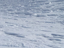 Snow texture Stock Photos