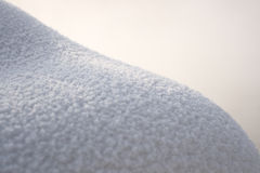 Snow texture. Beautiful clean and soft snow surface Royalty Free Stock Photos
