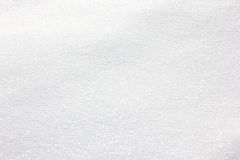Snow texture. Abstract white snow texture detail Royalty Free Stock Photography