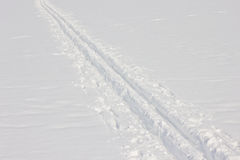 Snow texture. White snow texture detail close-up Royalty Free Stock Images