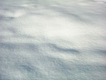 Snow texture. White snow royalty free stock image