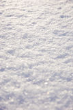 Snow texture. White snow as a background Royalty Free Stock Photos