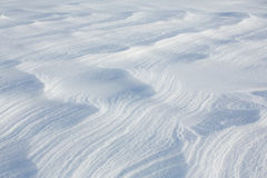Snow texture angle view background Stock Images