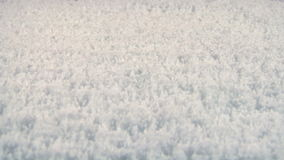 Snow texture. A snow texture texture background stock video footage