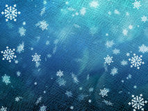 Snow texture with a beautiful background Royalty Free Stock Image