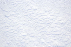 Snow Texture with beautiful relief Stock Photos