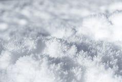 Snow Texture Royalty Free Stock Image