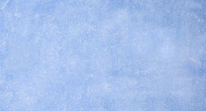 Snow texture on glass in cold winter Stock Image
