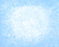 Snow texture on glass in cold winter Royalty Free Stock Photography
