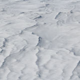 Snow texture. Royalty Free Stock Photography