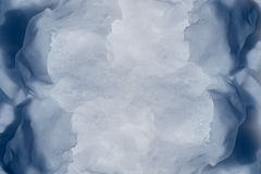 Snow texture. Stock Photo