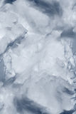 Snow texture. Royalty Free Stock Image