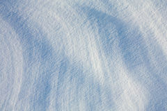 Snow texture top view background Stock Photos