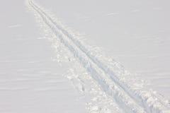 Snow texturerar Royaltyfria Bilder