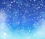 Snow theme background 3 Royalty Free Stock Photography