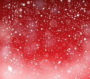 Snow theme background 4 Royalty Free Stock Image