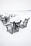 Snow time Royalty Free Stock Photo