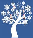 Snow Tree Royalty Free Stock Image