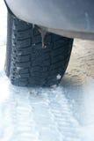 Snow truck Stock Image
