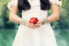 Snow White Stock Photos