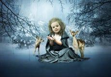 Snow White stock illustration
