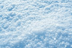 Snow in winter close-up. Macro image of snowflakes, winter background. Snow in winter close-up. Macro image of snowflakes, winter background stock photo