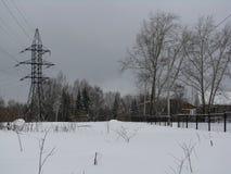 Snow, Winter, Tree, Sky royalty free stock image