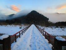 Snoway στοκ φωτογραφία με δικαίωμα ελεύθερης χρήσης